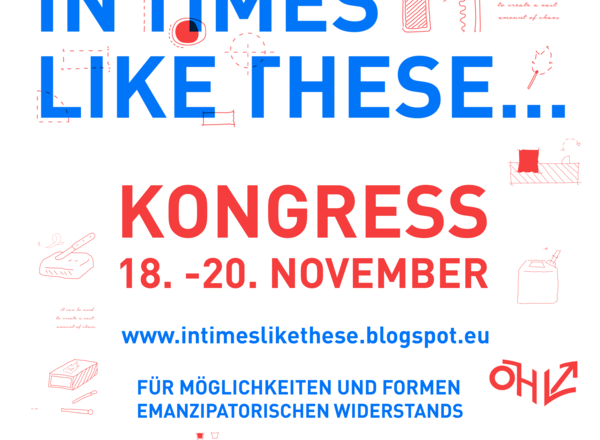 IN TIMES LIKE THESE Kongress WIEN