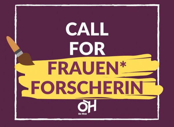 Call for Frauen*forscherin
