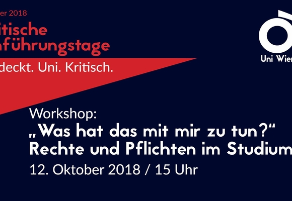 Banner zum Workshop mit Informationen